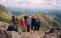 On top of a stickle