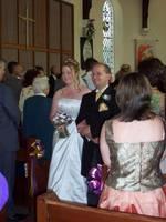 Highlight for Album: Trisha & Stuarts Wedding