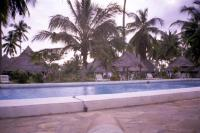 The pool at the palm tree