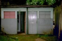 Toilets at the kibo