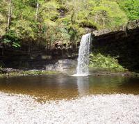 Highlight for Album: Ystradfellte Waterfalls Walk 2004/2005